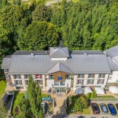 Отель BEST WESTERN Villa Aqua Hotel Польша, Сопот - 2 отзыва об отеле, цены и фото номеров - забронировать отель BEST WESTERN Villa Aqua Hotel онлайн балкон