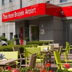 Thon Hotel Brussels Airport питание фото 3