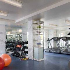 Отель The Peninsula Beverly Hills фитнесс-зал фото 2