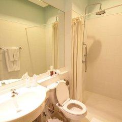 Отель CALYPZO Бангкок ванная фото 2
