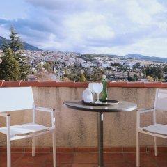 Hotel Granada Palace балкон