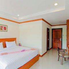 Отель Phaithong Sotel Resort 3* Улучшенный номер с различными типами кроватей