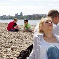 Jugendherberge Koeln-Riehl - City Hostel Кёльн пляж