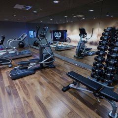 Glo Hotel Airport фитнесс-зал фото 2