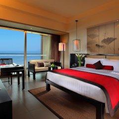 Отель Pullman Oceanview Sanya Bay Resort & Spa комната для гостей