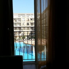 Отель Апарт-Отель Menada Dawn Park Болгария, Солнечный берег - отзывы, цены и фото номеров - забронировать отель Апарт-Отель Menada Dawn Park онлайн комната для гостей фото 4