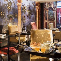 Отель Le Bellechasse St Germain Париж питание фото 2