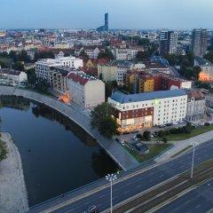 Hotel Campanile WROCLAW - Stare Miasto городской автобус