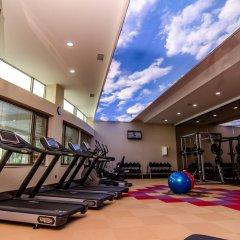 Отель Ramada Baku Азербайджан, Баку - 2 отзыва об отеле, цены и фото номеров - забронировать отель Ramada Baku онлайн фитнесс-зал фото 4