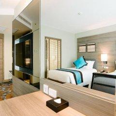 Отель Citrus Sukhumvit 11 Bangkok by Compass Hospitality комната для гостей фото 5