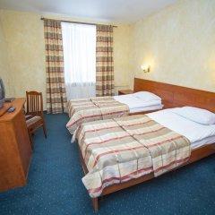Гостиница ГЕЛИОПАРК Лесной комната для гостей фото 3