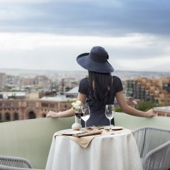 Ramada Hotel & Suites by Wyndham Yerevan in Yerevan, Armenia from 89$, photos, reviews - zenhotels.com balcony