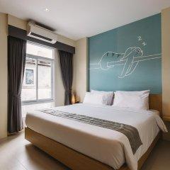 TIRAS Patong Beach Hotel комната для гостей