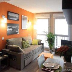 Отель Aparthotel Adagio Marseille Vieux Port комната для гостей фото 5
