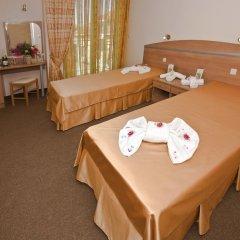 Отель Zeus Болгария, Поморие - отзывы, цены и фото номеров - забронировать отель Zeus онлайн комната для гостей фото 3