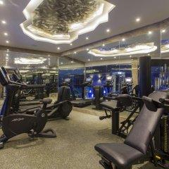 Centra by Centara Avenue Hotel Pattaya фитнесс-зал