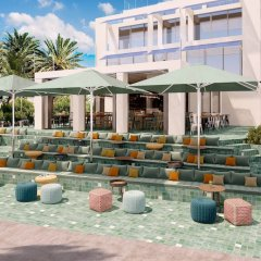Отель W Ibiza пляж