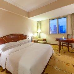 Sheraton Chengdu Lido Hotel комната для гостей фото 4