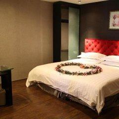Отель FX Hotel Guan Qian Suzhou Китай, Сучжоу - отзывы, цены и фото номеров - забронировать отель FX Hotel Guan Qian Suzhou онлайн комната для гостей фото 4