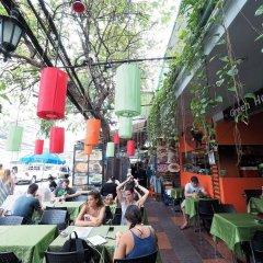 Отель Green House Bangkok Таиланд, Бангкок - 1 отзыв об отеле, цены и фото номеров - забронировать отель Green House Bangkok онлайн питание фото 2