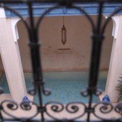 Отель Riad Dar Sara Марокко, Марракеш - отзывы, цены и фото номеров - забронировать отель Riad Dar Sara онлайн бассейн фото 3
