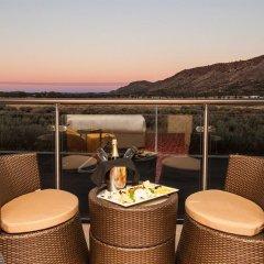 Отель Crowne Plaza Alice Springs Lasseters балкон