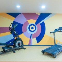 Отель Letizia Country Club Хуст фитнесс-зал фото 2