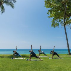 Отель Phuket Marriott Resort & Spa, Merlin Beach фитнесс-зал