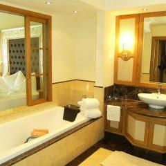 Dolce Vita Hotel Preidlhof Натурно ванная
