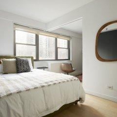 Отель Charming Midtown East Suites by Sonder комната для гостей