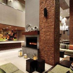 Отель Hilton Garden Inn Calgary Downtown гостиничный бар