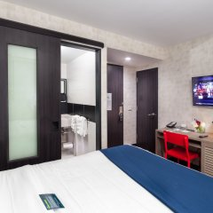 Отель The Paul Hotel NYC-Chelsea, Ascend Hotel Collection США, Нью-Йорк - отзывы, цены и фото номеров - забронировать отель The Paul Hotel NYC-Chelsea, Ascend Hotel Collection онлайн комната для гостей фото 3