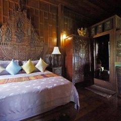 Отель Baan Sangpathum Villa сейф в номере