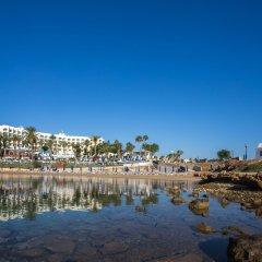 Отель The Golden Coast Beach Протарас приотельная территория фото 2