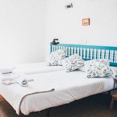Отель Latas Surf House Испания, Рибамонтан-аль-Мар - отзывы, цены и фото номеров - забронировать отель Latas Surf House онлайн комната для гостей фото 2