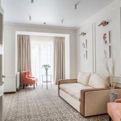 Гостиница Мадам Эль комната для гостей