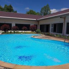 Zabu Thiri Hotel бассейн фото 2