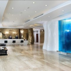 Отель Xiamen Rushi Hotel Exhibition Center Китай, Сямынь - отзывы, цены и фото номеров - забронировать отель Xiamen Rushi Hotel Exhibition Center онлайн интерьер отеля фото 2