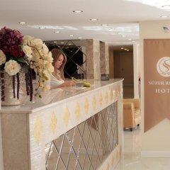 Süzer Resort Hotel Турция, Силифке - отзывы, цены и фото номеров - забронировать отель Süzer Resort Hotel онлайн интерьер отеля