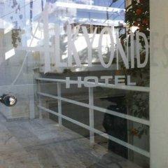 Отель ALKYONIDES Петалудес с домашними животными