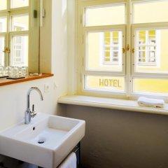 Отель Fregehaus Германия, Лейпциг - отзывы, цены и фото номеров - забронировать отель Fregehaus онлайн ванная