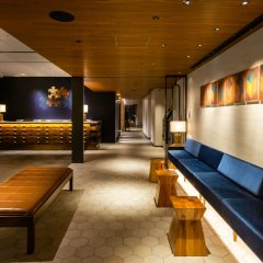 Отель The Royal Park Canvas - Ginza 8 Япония, Токио - отзывы, цены и фото номеров - забронировать отель The Royal Park Canvas - Ginza 8 онлайн интерьер отеля