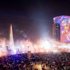 Отель InterContinental Residence Suites Dubai Festival City развлечения