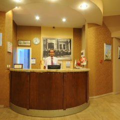 Mar-Bas Hotel - All Inclusive интерьер отеля фото 3
