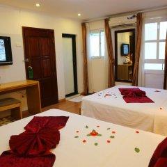 Отель Madam Moon Hotel Вьетнам, Ханой - отзывы, цены и фото номеров - забронировать отель Madam Moon Hotel онлайн удобства в номере фото 2