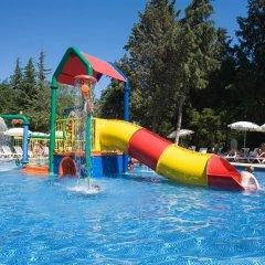 Отель Панорама Болгария, Албена - отзывы, цены и фото номеров - забронировать отель Панорама онлайн бассейн