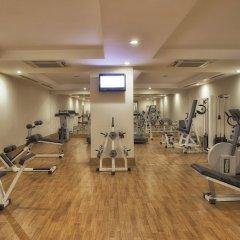 Akka Alinda Турция, Кемер - 3 отзыва об отеле, цены и фото номеров - забронировать отель Akka Alinda онлайн фитнесс-зал фото 2