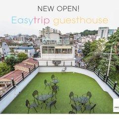 Отель Easytrip Guesthouse городской автобус