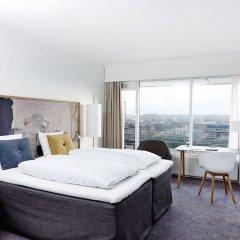 Отель Comwell Hvide Hus Aalborg Дания, Алборг - отзывы, цены и фото номеров - забронировать отель Comwell Hvide Hus Aalborg онлайн комната для гостей фото 3