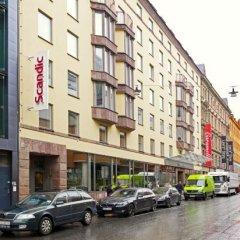 Отель Scandic Klara Стокгольм